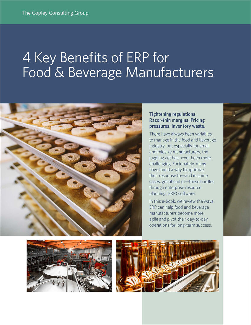 Copley_ERP_ FoodBeverage Page 1-1