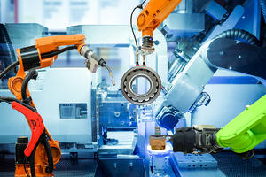 Robotics manufacturing