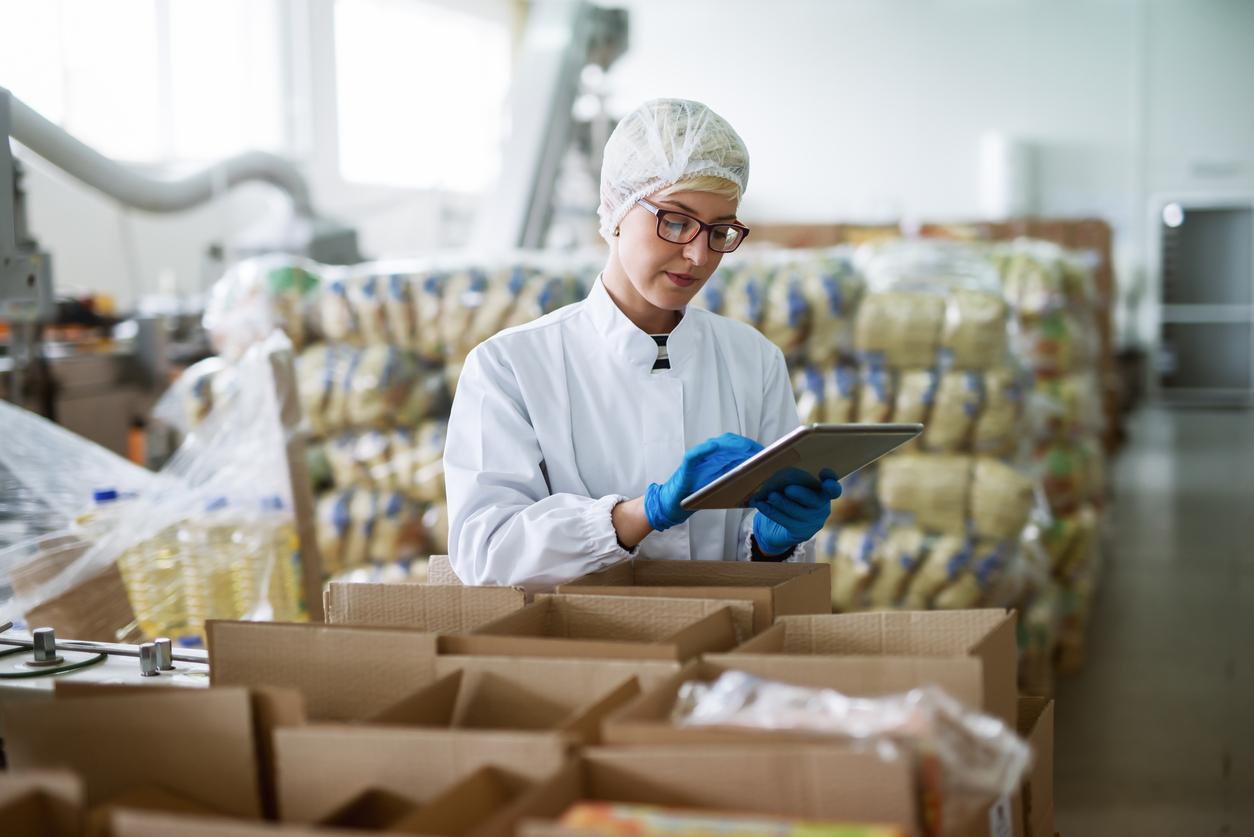 Food & Beverage Manufacturing Analytics | The Copley Consulting Group